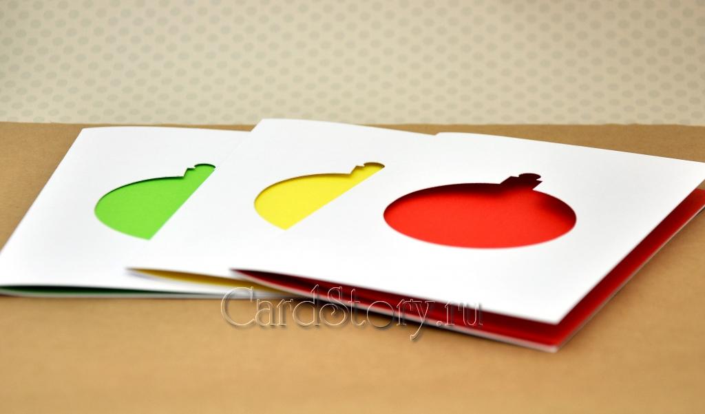 Шарики (набор открыток)
