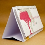 Календарь-домик (7 листов)