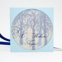 Новогодний CD-конверт