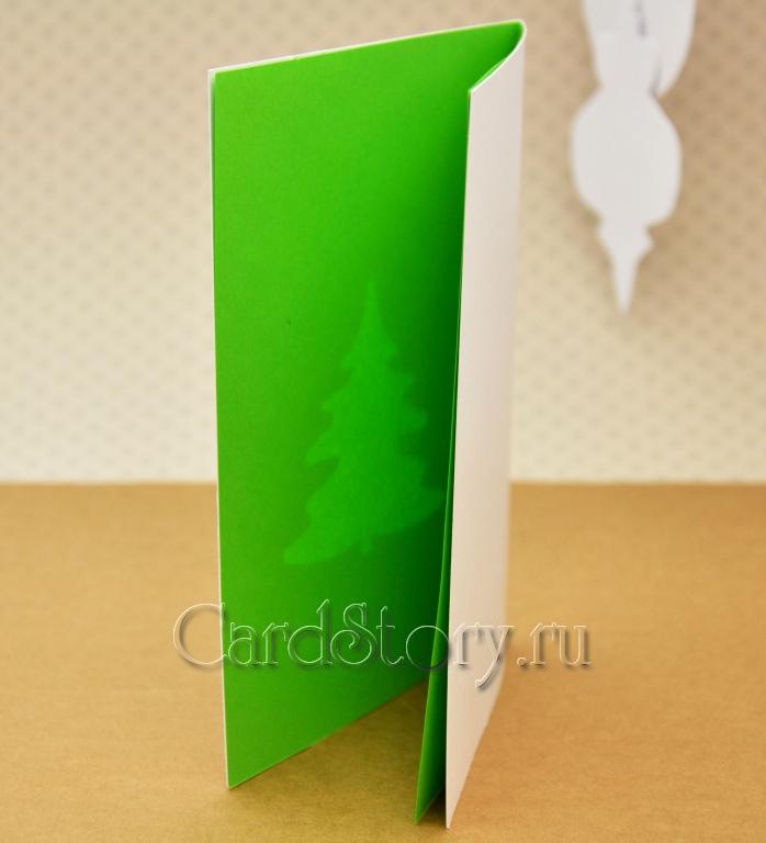 Ёлочка зеленая