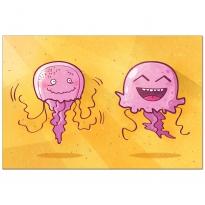 Весёлые медузы