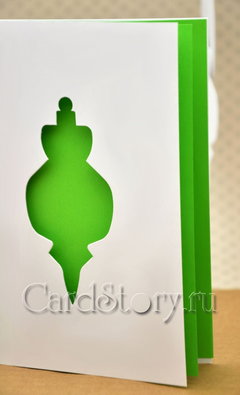 Сосулька зеленая