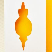Сосулька желтая
