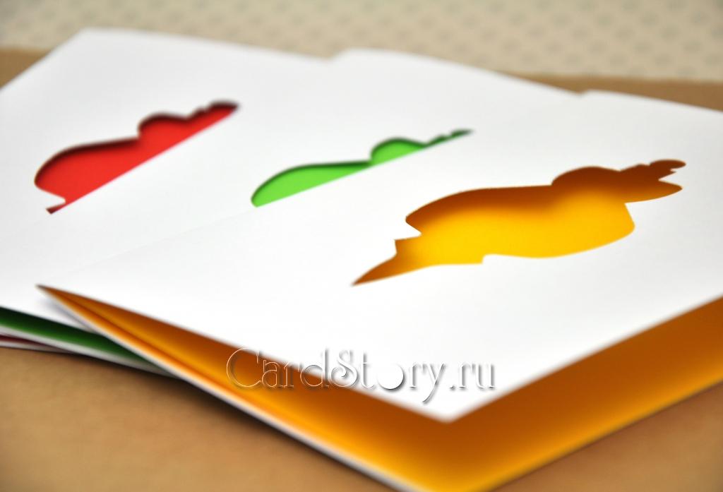 Сосульки (набор открыток)