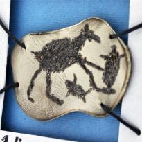 Карельские петроглифы (Лося)
