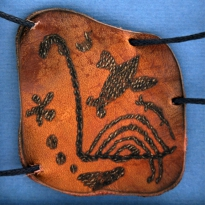 Карельские петроглифы (Лебедь)
