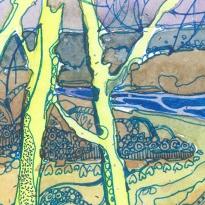 Леопардовая вода (1 из 3)