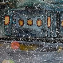 Ночной поезд