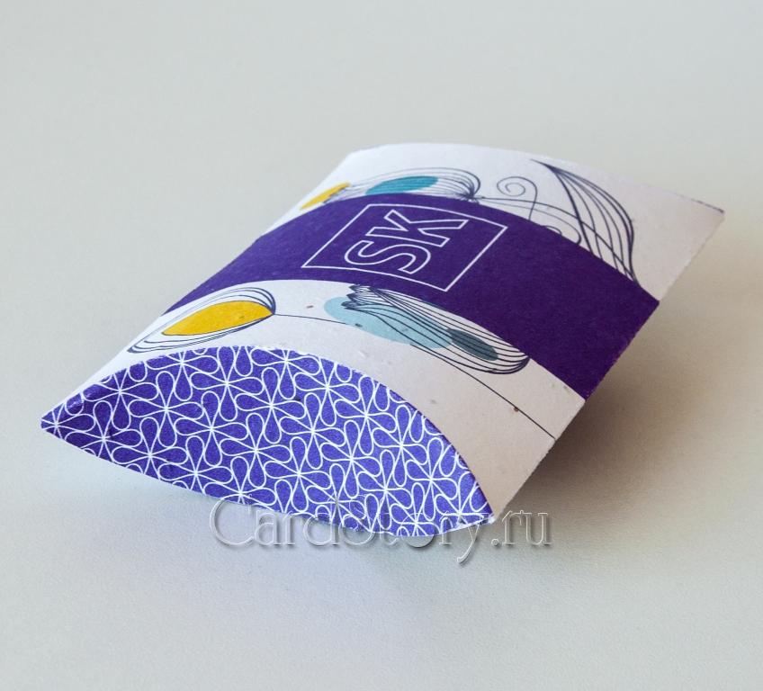 Коробка-подушка