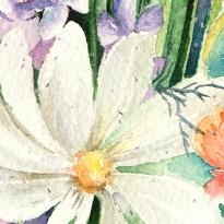 Цветы весны (2 из 3)