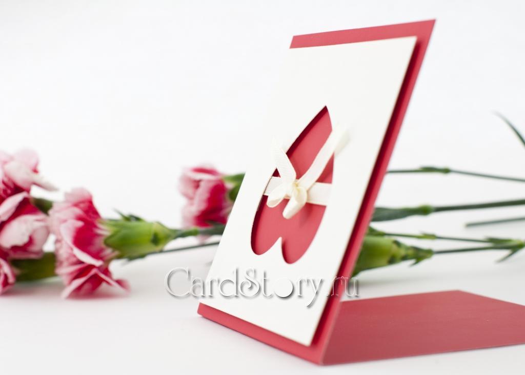 Нежная любовь (красный)